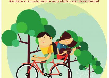 Miniatura per l'articolo intitolato:Bike to School